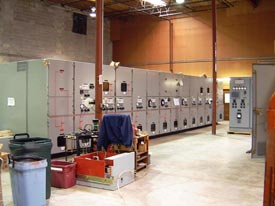 IPS-built Main Switchboards